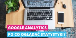 googl analytics - czy warto analizować aststystyki